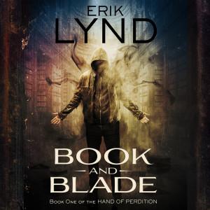 Book and Blade- Audio Book