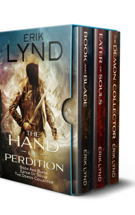 The Hand Of Perdition Series Books 1-3